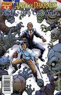 Army of Darkness Ash Saves Obama (2009 Dynamite) 4A