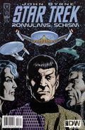 Star Trek Romulans Schism (2009 IDW) 3A