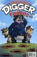 Digger and Friends (2009 IDW) 3