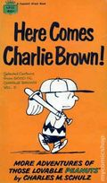 Here Comes Charlie Brown PB (1957 Fawcett) 1-REP