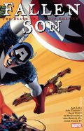 Fallen Son The Death of Captain America TPB (2008 Marvel) 1st Edition 1-REP