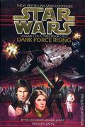 Star Wars Dark Force Rising HC (1992 Bantam Books Novel) The Thrawn Trilogy: Book 2 1A-1ST