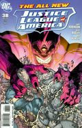 Justice League of America (2006 2nd Series) 38B