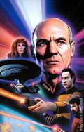 Star Trek The Next Generation Ghosts (2009 IDW) 1B
