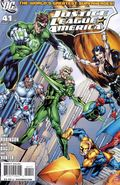 Justice League of America (2006-2011 2nd Series) 41A