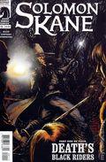 Solomon Kane Death's Black Riders (2009 Dark Horse) 1