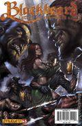 Blackbeard Legend of the Pyrate King (2009 Dynamite) 3