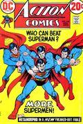 Action Comics (1938 DC) Mark Jewelers 418MJ