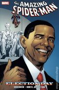 Amazing Spider-Man Election Day TPB (2010 Marvel) 1-1ST