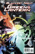 Green Lantern (2005-2011 3rd Series) 51A