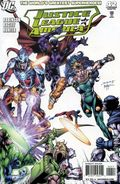 Justice League of America (2006-2011 2nd Series) 42A