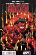 Fall of the Hulks Red Hulk (2010) 2