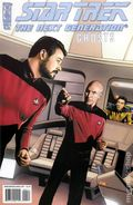 Star Trek The Next Generation Ghosts (2009 IDW) 4A