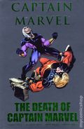 Captain Marvel The Death of Captain Marvel HC (2010 Marvel) 1-1ST