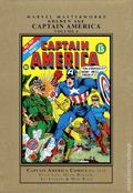 Marvel Masterworks Golden Age Captain America HC (2005-2012 Marvel) 4-1ST
