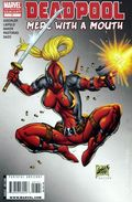 Deadpool Merc with a Mouth (2009) 7B