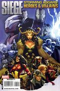 Siege Storming Asgard Heroes and Villains (2010) 1B