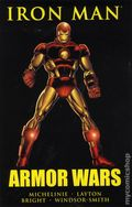 Iron Man Armor Wars TPB (2007 Marvel) 2nd Edition 1-REP