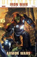 Ultimate Iron Man Armor Wars HC (2010 Marvel) 1-1ST
