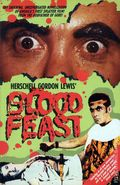 Blood Feast PB (1988 Novel) 1-1ST