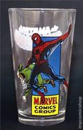 Toon Tumblers Marvel Comics Pint Glasses (2010) TT0101