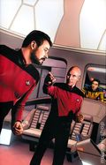 Star Trek The Next Generation Ghosts (2009 IDW) 4B