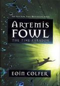Artemis Fowl: The Time Paradox HC (2008 Hyperion Novel) 1-REP
