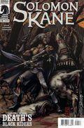 Solomon Kane Death's Black Riders (2009 Dark Horse) 4