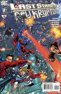 Superman Last Stand of New Krypton (2010) 2A