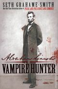Abraham Lincoln Vampire Hunter HC (2010 Novel) 1-1ST