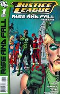 Justice League Rise and Fall Special (2010) 1B