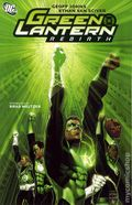 Green Lantern Rebirth TPB (2010 DC) 2nd Edition 1-1ST