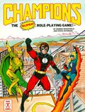 Champions The SUPER Role-Playing Game SC (1984 3rd Edition) 1-1ST