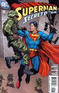 Superman Secret Origin (2009) 5B