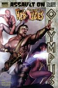 Incredible Hercules Assault on New Olympus HC (2010 Marvel) 1-1ST