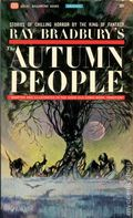 Autumn People PB (1965 Ballantine Books) Ray Bradbury's 1-1ST