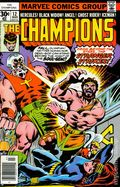 Champions (1975 Marvel) Mark Jeweler 12MJ