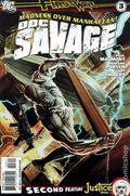 Doc Savage (2010 3rd DC Series) 3A