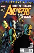 Avengers Prime (2010) 1A