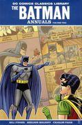 Batman Annuals HC (2009 DC Library) 2-1ST
