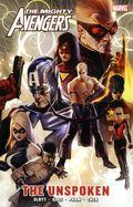 Mighty Avengers The Unspoken TPB (2010 Marvel) 1-1ST