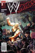 WWE Heroes (2010 Titan Comics) 3B