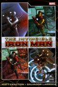 Invincible Iron Man HC (2010-2012 Marvel) Deluxe Edition 1-REP