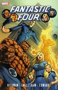 Fantastic Four TPB (2010-2013 Marvel) By Jonathan Hickman 1-1ST