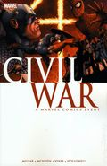 Civil War TPB (2007 Marvel) 1-REP