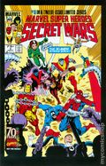 Marvel Super Heroes Secret Wars (2009 Hasbro AF Insert) 5