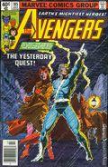 Avengers (1963 1st Series) Mark Jewelers 185MJ