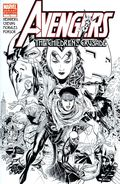 Avengers The Children's Crusade (2010) 1B