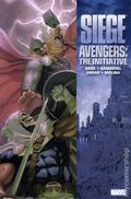 Siege Avengers The Initiative HC (2010 Marvel) 1-1ST