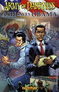 Army of Darkness Ash Saves Obama TPB (2010 Dynamite) 1-1ST